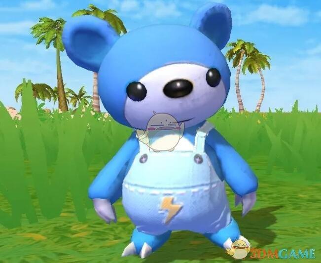 《创造与魔法》蓝抱抱熊合成配方
