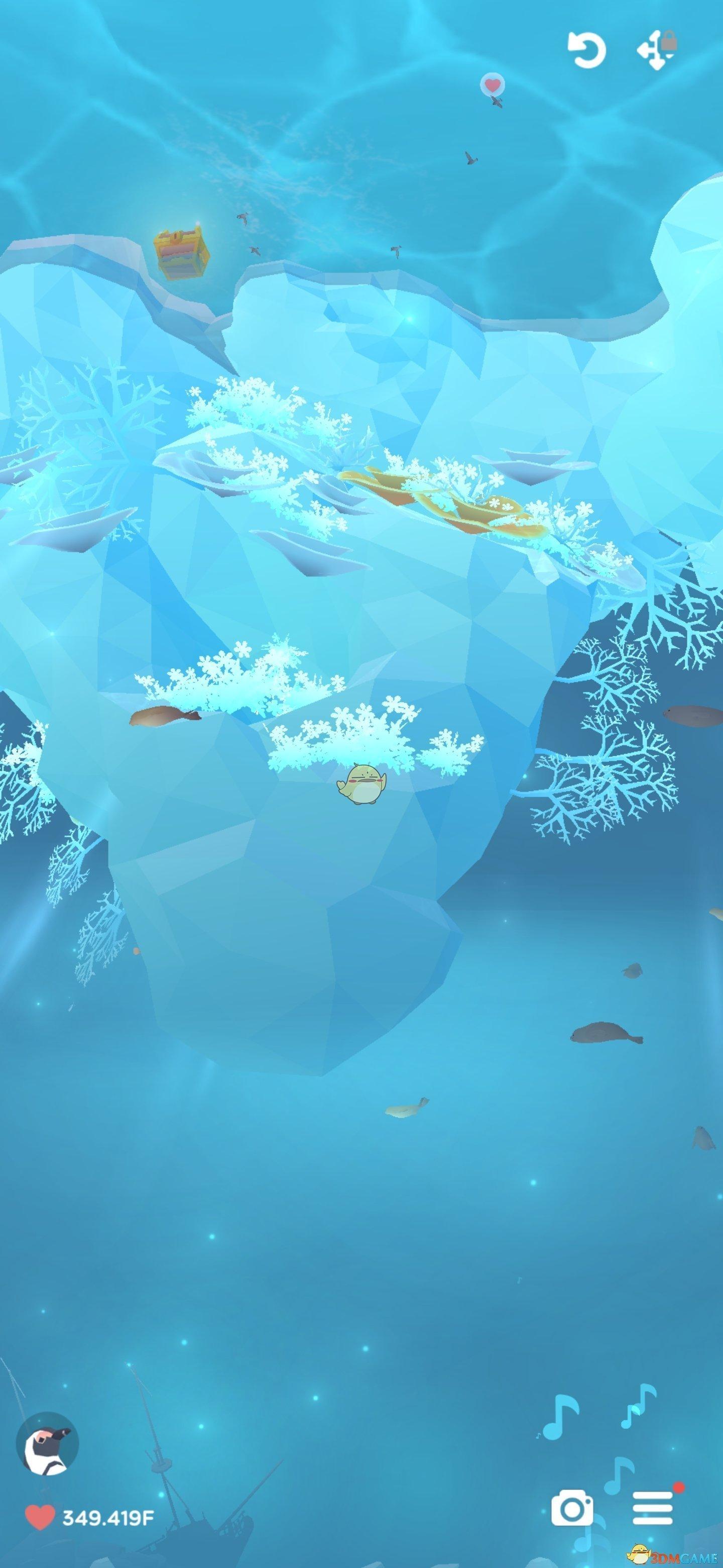 日常安利《深海水族馆极地》开荒极地世界 治愈人与自然