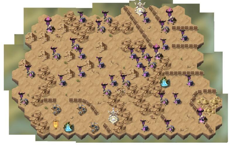 《剑与远征》时光之巅-鸦巢峡谷攻略