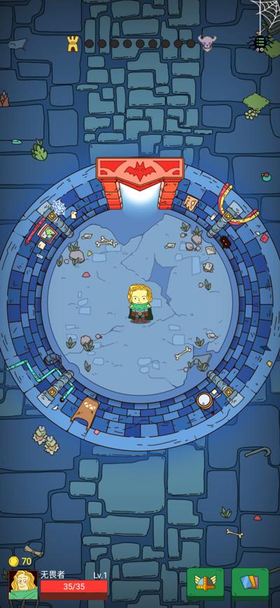 日常安利《骰子元素师》卡牌+地牢探索   非酋元素师的探险之旅