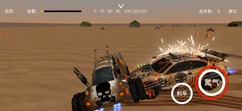日常安利《废土战车》钢铁交响 狂飙下的金属狂欢
