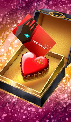 《命运冠位指定》用于盗走出乎意料之物的巧克力礼装图鉴