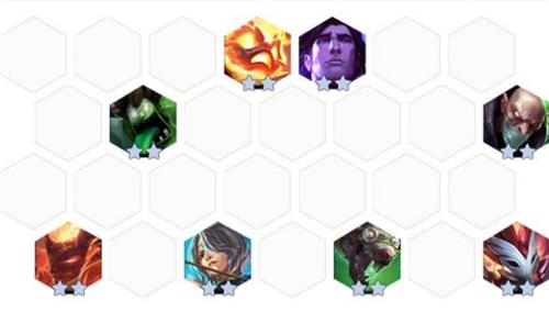 《云顶之弈》10.4最强阵容剧毒水晶游侠阵容搭配玩法推荐