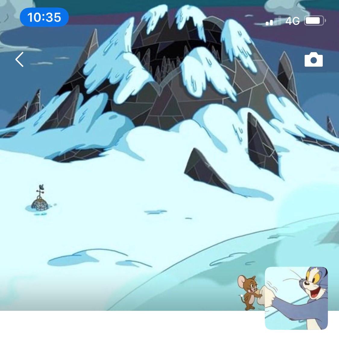 微信朋友圈猫和老鼠情侣头像背景套图