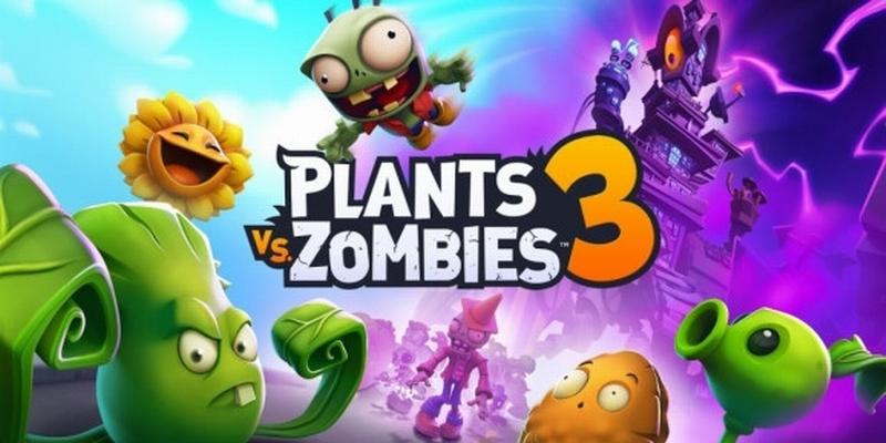 《植物大战僵尸3》手游实机演示 画风清奇没内味了