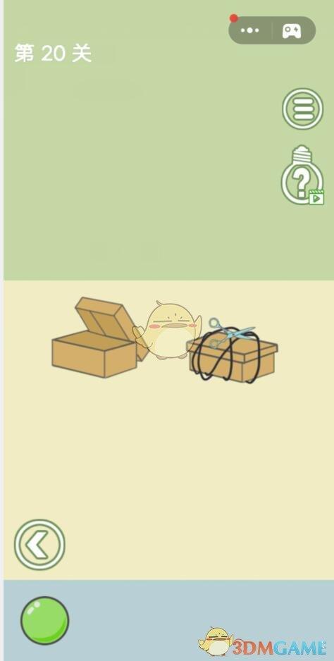 《孩子去哪野了》第20关隐藏关攻略答案