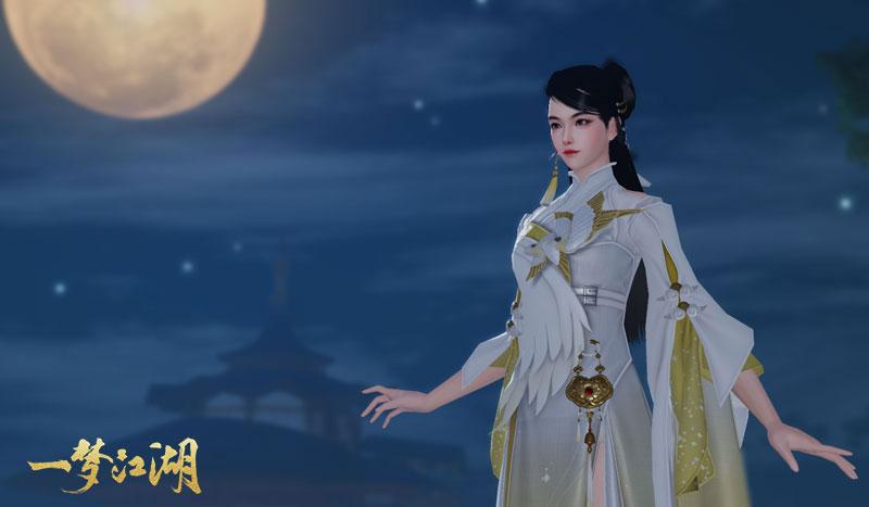 《一梦江湖》花朝版今日开启 纪念挂件免费领