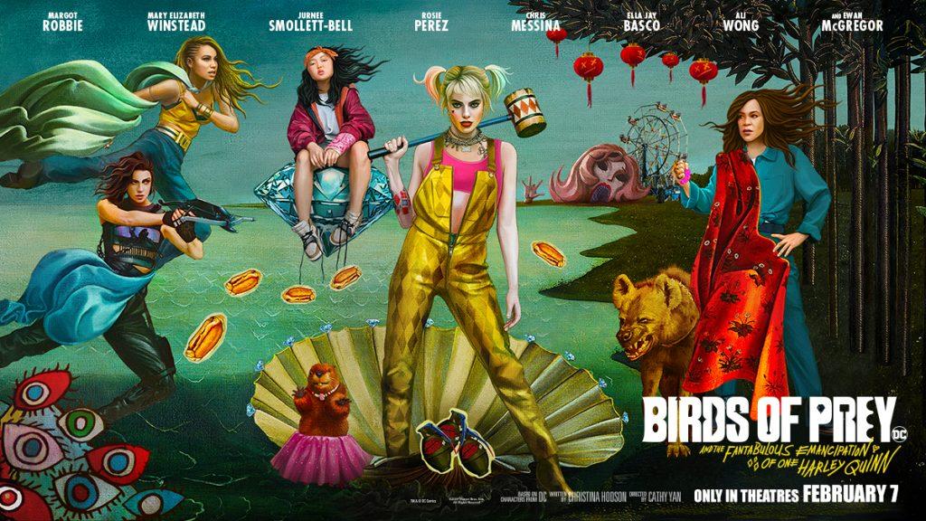 网易《荒野行动》联动《猛禽小队》 推出小丑女皮肤