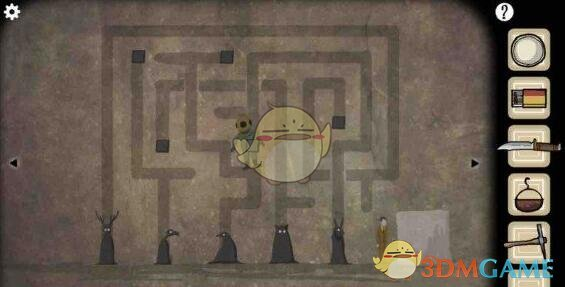 《逃离方块:洞穴》第4关通关攻略