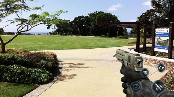 3D射击模拟器