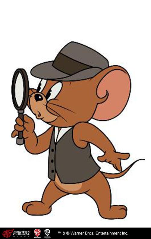 瞒天过海 智破强敌 《猫和老鼠》侦探杰瑞新武器新时装集结登场