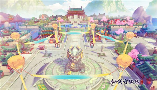 《仙剑奇侠传移动版》苏州城地图玩法攻略