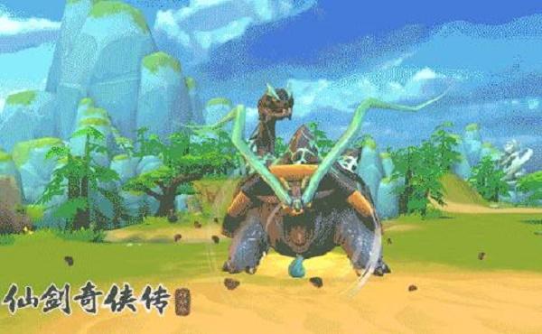 《仙剑奇侠传移动版》御灵玩法介绍