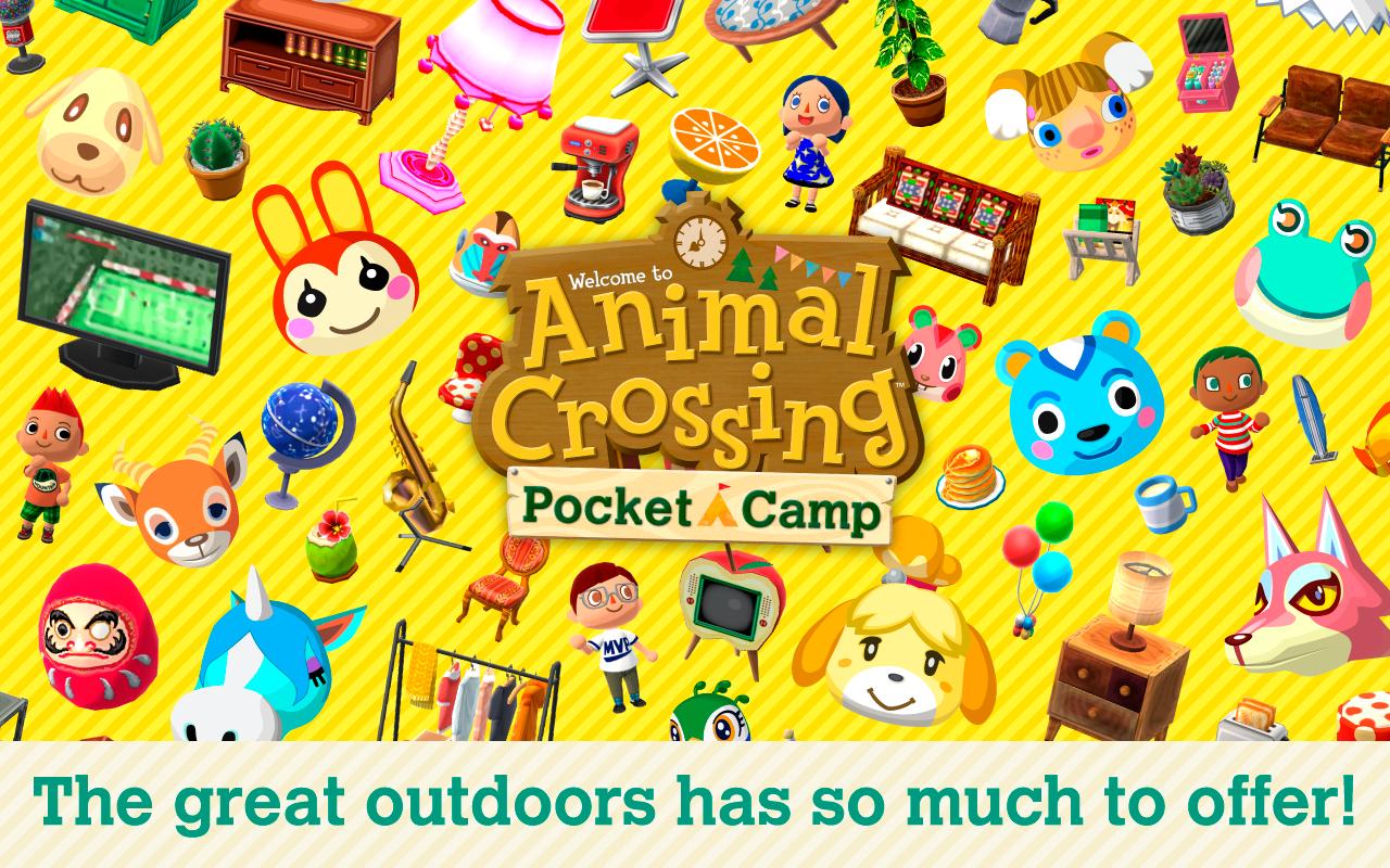 《动物之森:口袋露营》安卓版下载地址介绍