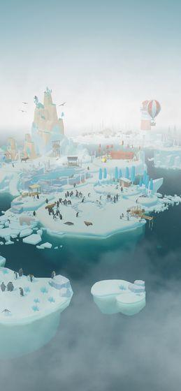 《企鹅岛》游戏简介