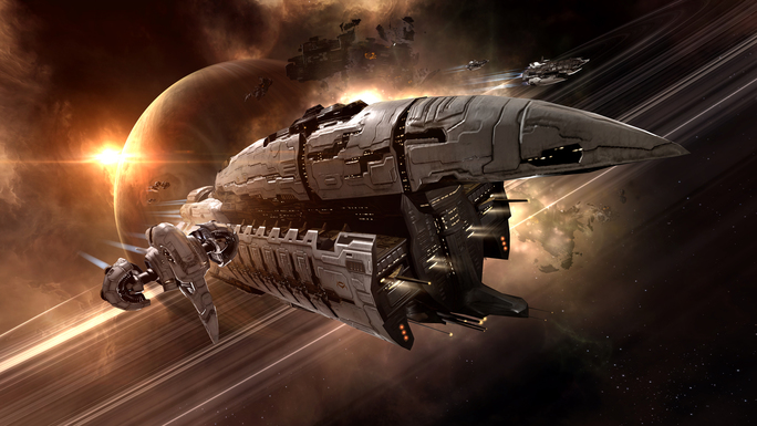 EVE正版星战沙盒手游,探秘《星战前夜:无烬星河》四大势力