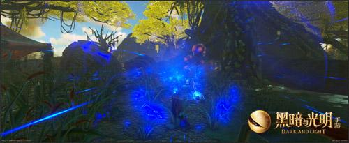 《黑暗与光明手游》独创体系 魔幻与沙盒两大元素的巧妙碰撞