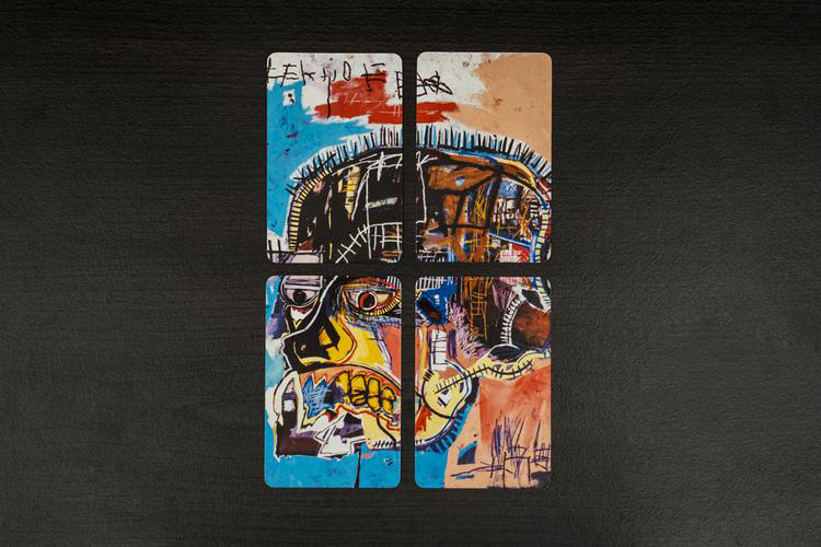 跟UNO一起学艺术——《一起优诺》Jean-Michel Basquiat主题牌