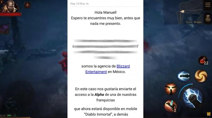 西班牙语大主播爆料 暗黑不朽将在6月展开Alpha测试