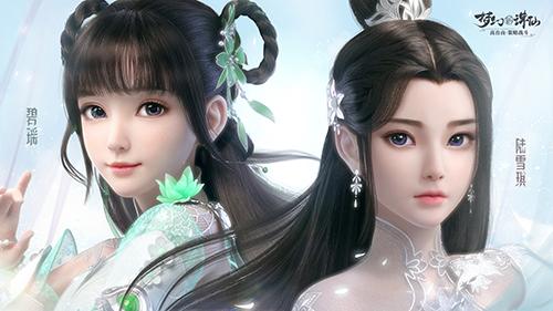 《梦幻新诛仙》实机宣传片首曝 携手方锦龙打造匠心品质