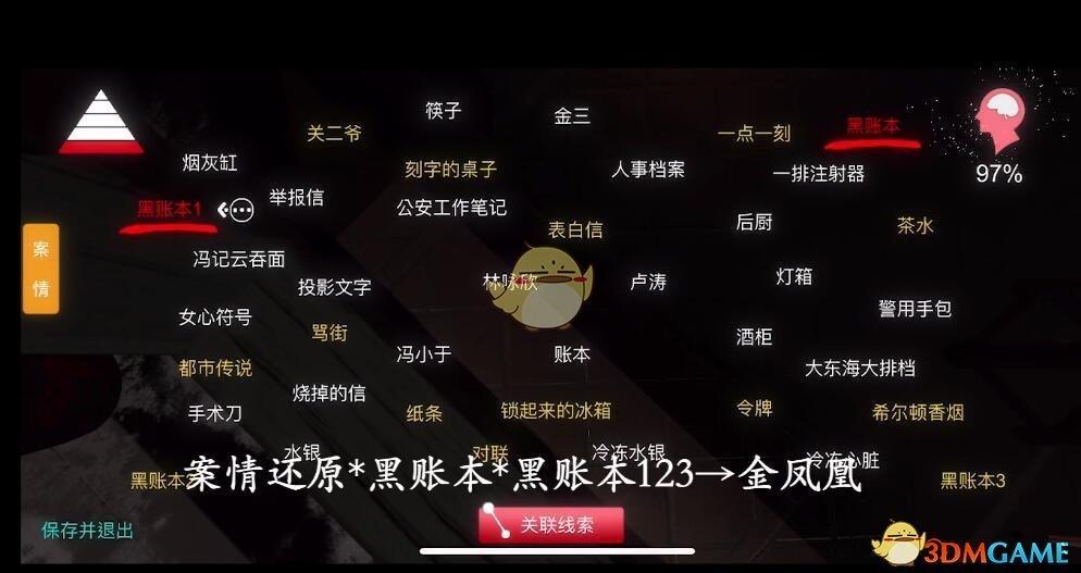 《孙美琪疑案-金凤凰》五级线索——都市传说