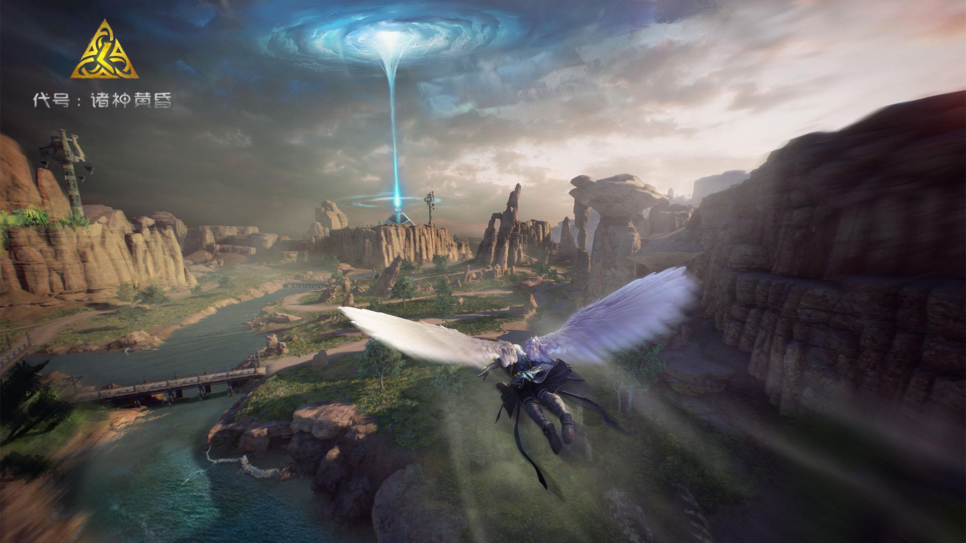 网易520发布全平台游戏 《代号:Ragnarok(诸神黄昏)》惊艳亮相