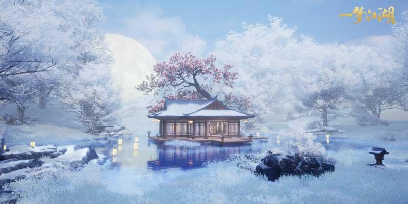《一梦江湖》灵犀新伴侣 可恋爱的NPC增加了!
