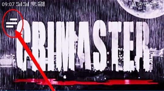 《crimaster犯罪大师》进入游戏界面方法介绍