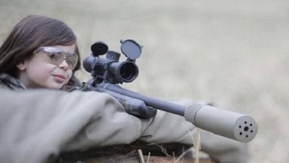 《少女前线》三星步枪人形C14人物原型
