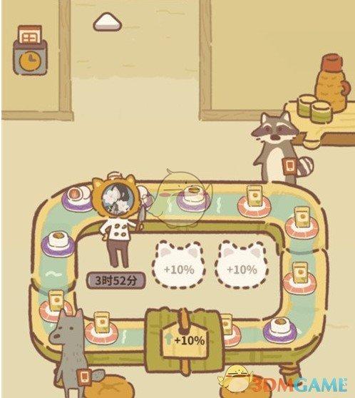 《动物餐厅》自助餐厅玩法攻略