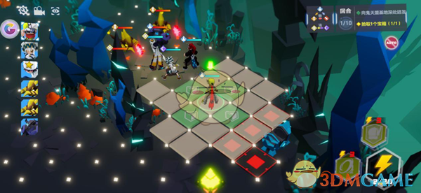 《凹凸世界》手游战斗系统玩法