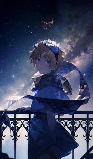 《命运冠位指定》仰望天空之星礼装图鉴