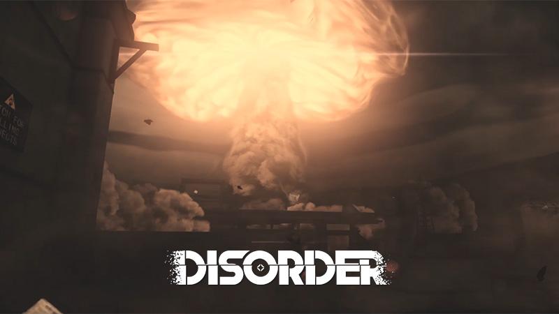 导弹井大事件,《Disorder》先遣测试震撼结束