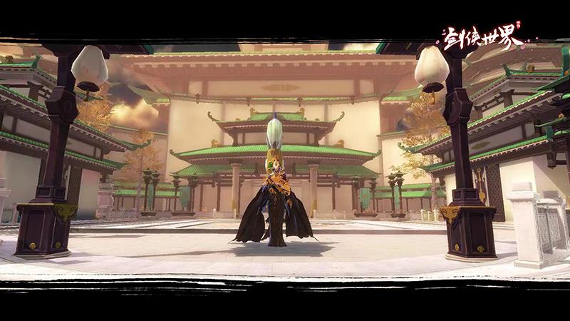 《剑侠世界》手游年度资料片7月7日全平台震撼公测!