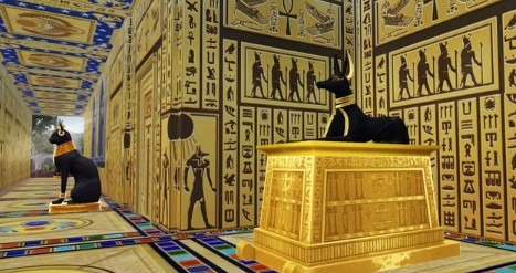 《明日之后》埃及风家具图文一览