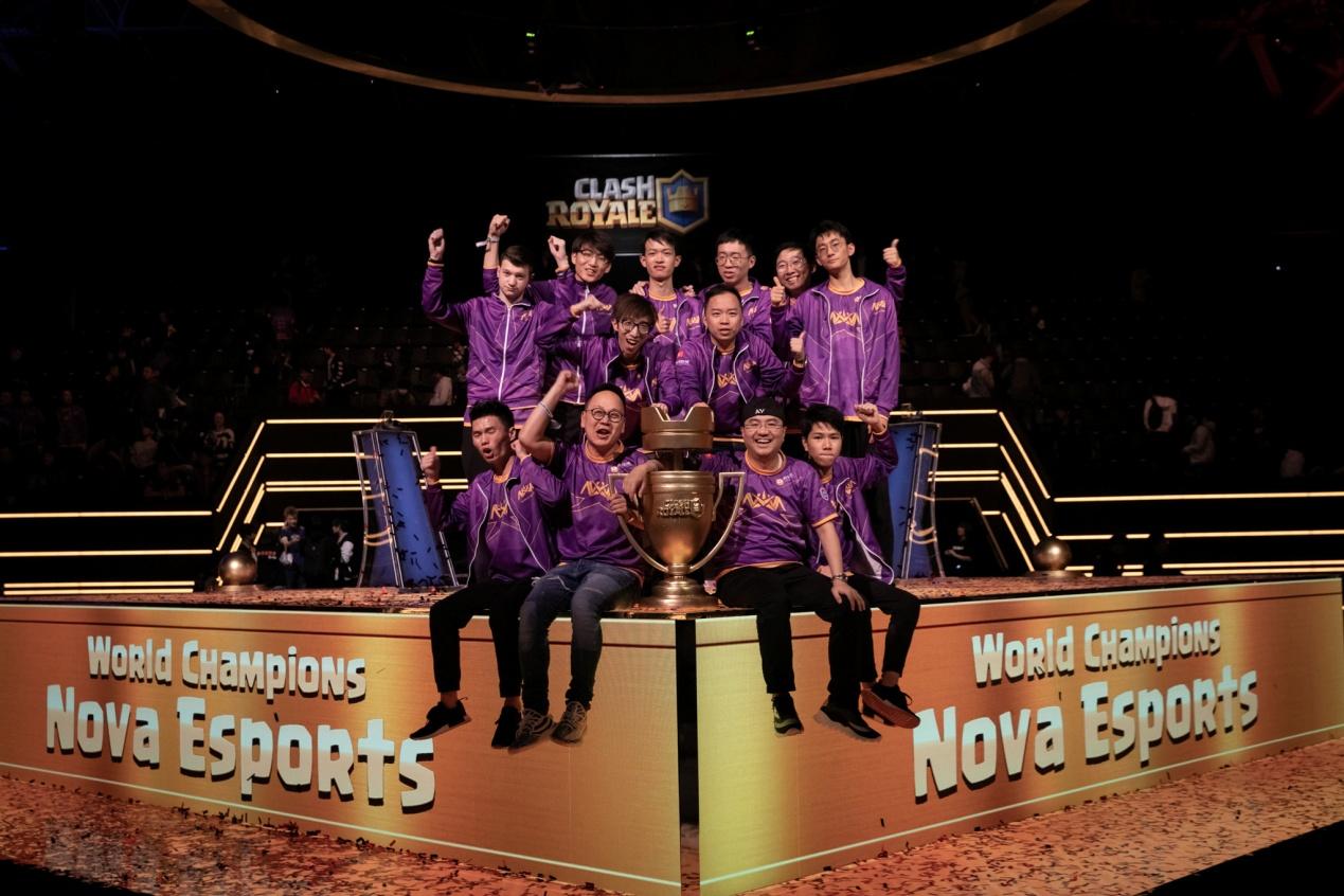 主场作战!皇室战争CRL全球总决赛落户上海