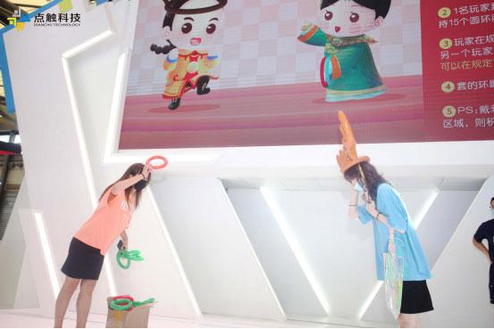 多种趣味活动嗨翻全!点触科技2020ChinaJoy展台首日精彩场面