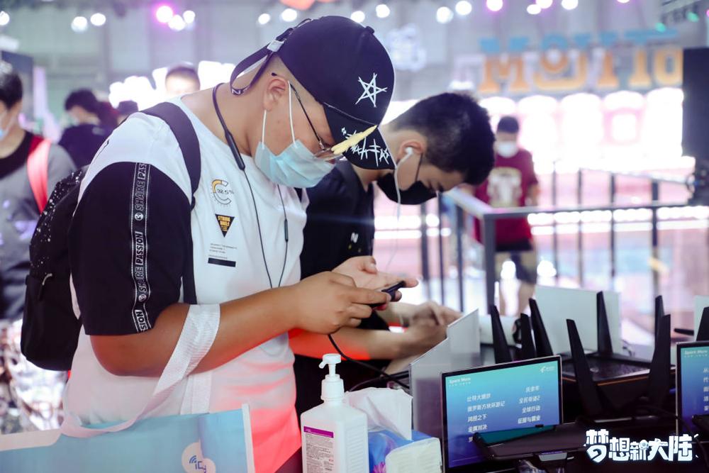 《梦想新大陆》CJ现场试玩火爆 启梦测试8月17日正式开放