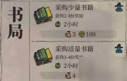 《江南百景图》书局作用介绍