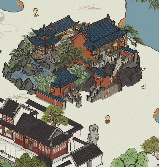 《江南百景图》苏州建筑装饰技巧攻略