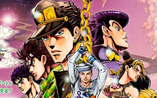 KLab获《JOJO的奇妙冒险》手游发行权 将与盛趣游戏合作
