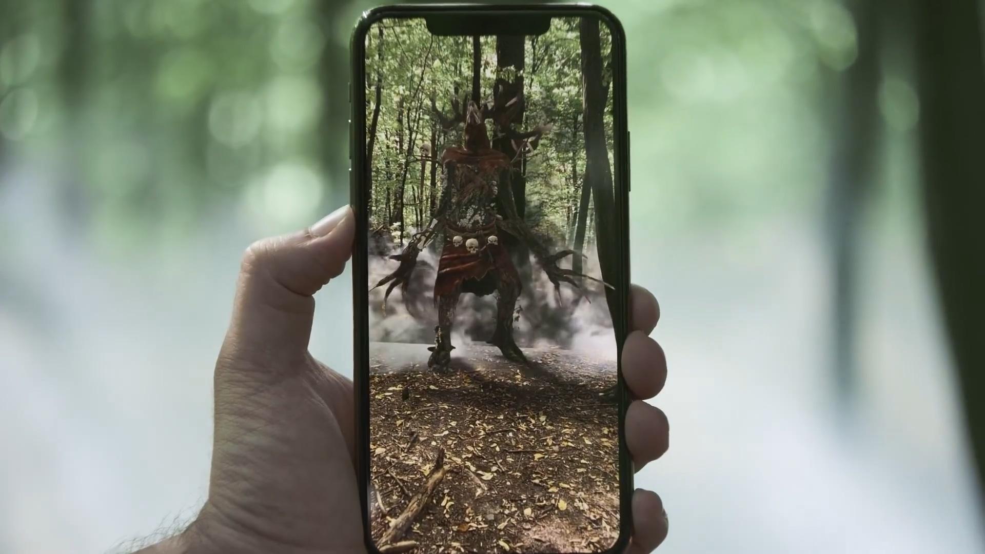 《巫师》免费AR手游《巫师:怪物杀手》公布 近主机级画面