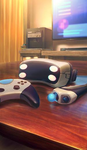 《命运冠位指定》迦勒底VR(配套控制器)礼装图鉴