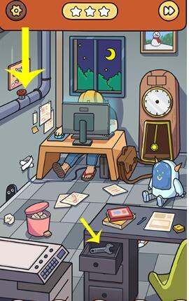 《脑洞大侦探》解谜办公室2通关攻略