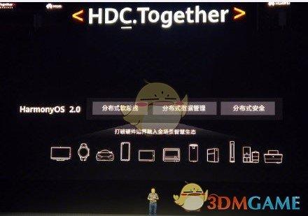 华为鸿蒙系统2.0介绍