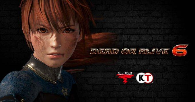 《闪乱神乐New Link》将联动《死或生6》 霞、绫音参战