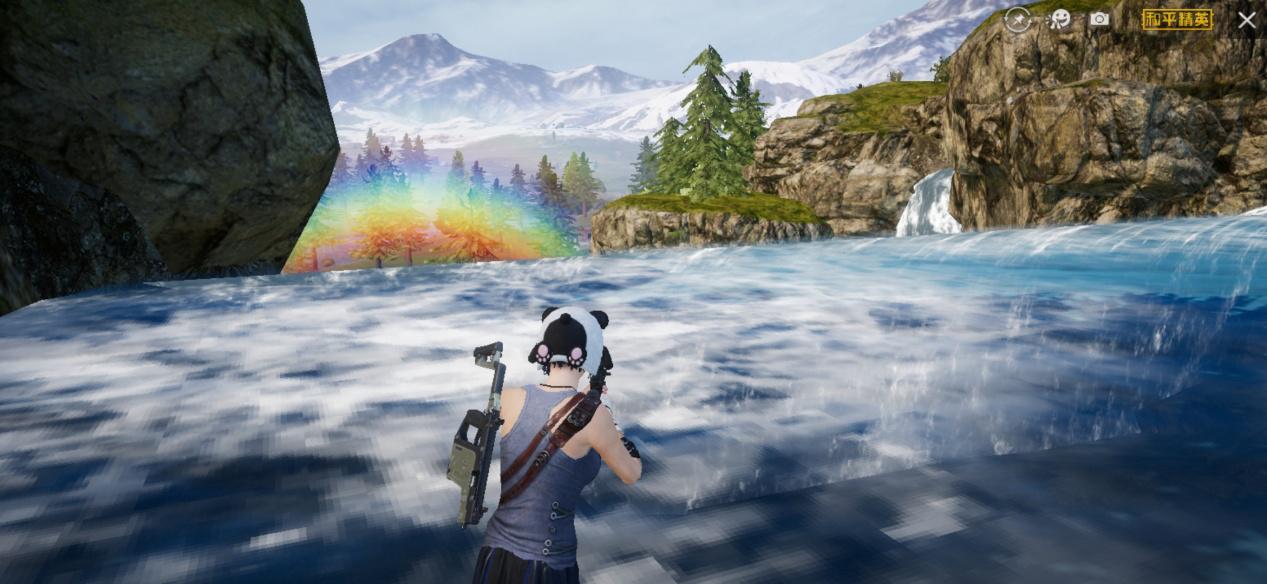 """《和平精英》新版本评测:跨入""""山谷"""" 在枪火中欣赏美景"""