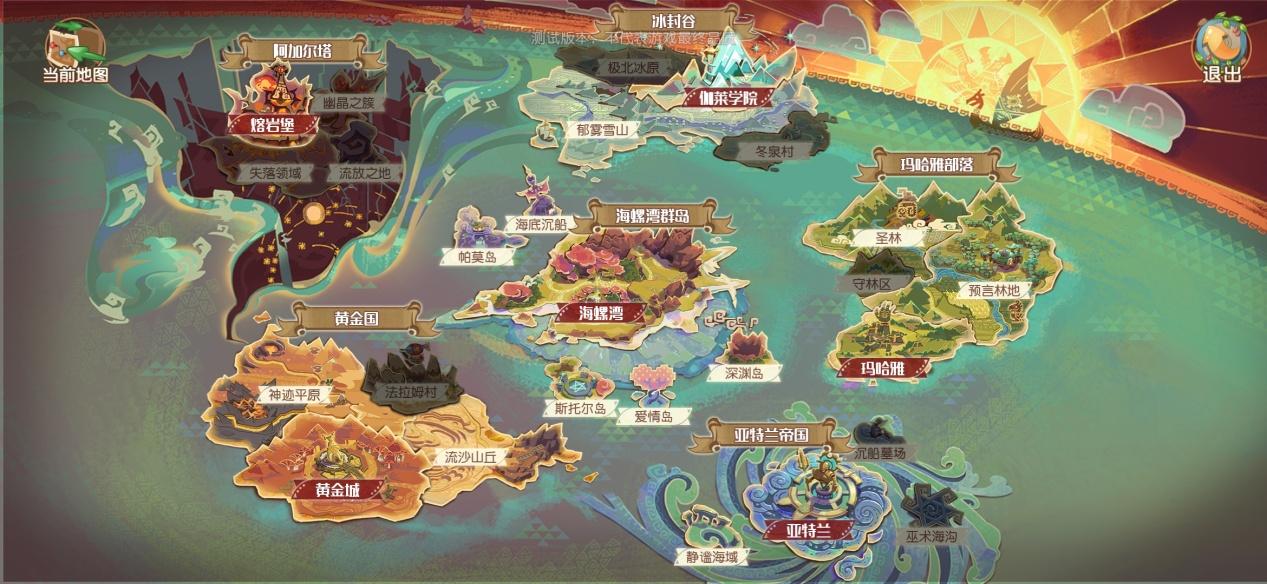 《梦想新大陆》评测:新世界的光辉在闪耀