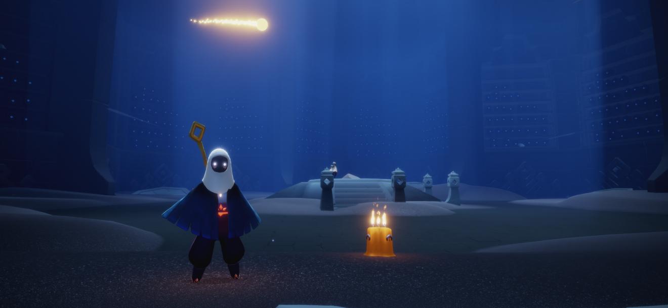 《光遇》10月19日季节蜡烛位置分享