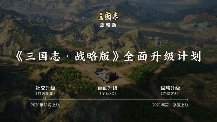 3D画面吞山河 风火连城战九州:《三国志·战略版》开启SLG3.0时代